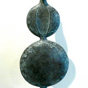 Equilibre - 2004, bronze, 55 cm