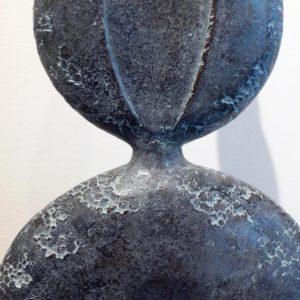 Equilibre (Détail) - 2004, bronze, 55 cm