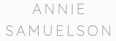Annie Samuelson