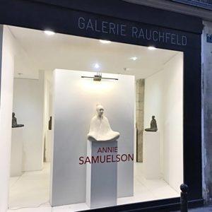 vitrine Galerie Rauchfeld